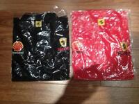FERRARI POLO SHIRTS BRAND NEW