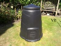 Large garden composter