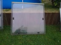Caravan used double glazed window. 865x870. Other sizes available