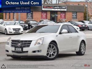 2008 Cadillac CTS 3.6L - Financing Available   Very Clean
