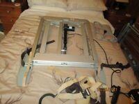 elderly disabled bed raiser fully adjustable