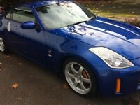 Nissan 350z with added extras