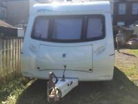 2005 Ace aristocrat 5 berth limited edition
