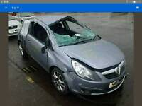 2010 VAUXHALL CORSA D A12XER 1.2 PETROL ENGINE LOW MILEAGE **POSTAGE AVAILABLE**