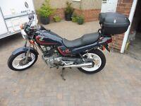 Honda CB Two Fifty Nighthawk Classic