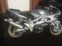 Suzuki TL1000s modern classic in great original condition runs fine must be seen moted ride away
