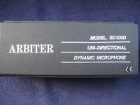 ARBITER Microphone