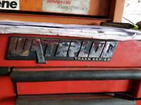 Snapon & Waterloo tool box for sale