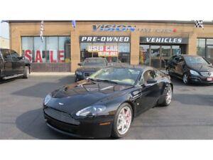 2006 Aston Martin Vantage Vantage V8/CLEAN CAR PROOF/NAVIGATION