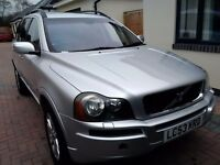 2004 Volvo XC 90 T6 SE Automatic Seven seats, Mot'd Service history, Sat Nav, PX to clear, Bargain.