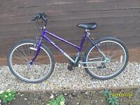 raleigh classis ladies bike