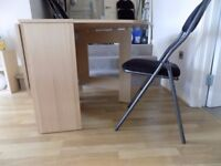 Folding dining table AND/OR 4 chairs
