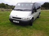 Ford Transit Tourneo 2005
