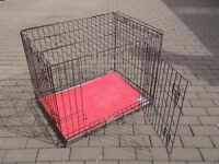 Puppy / dog cage for sale.
