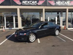 2014 Audi A4 2.0 KOMFORFT AWD AUT0 LEATHER SUNROOF 138K