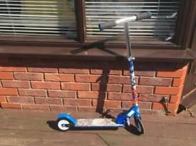 Junior avengers scooter