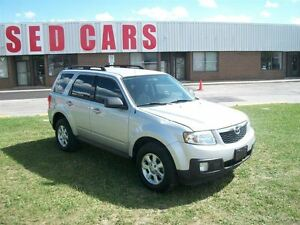 2009 Mazda Tribute GX ~ LOW MILEAGE ~ CERTIFIED & E-TESTED ~