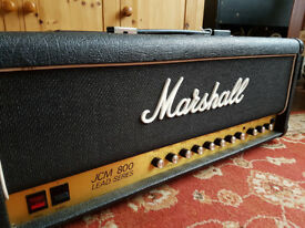 1989 Marshall JCM800 100 watt Head 2210