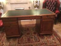 Ducal solid pine desk