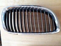 bmw 3 series chrome grills