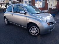 Nissan Micra 1.2 Service History/ Hpi Cleared 2 keys+ Central Lock/ 2 Owners