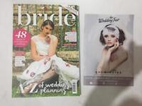 Wedding magazines and blogs