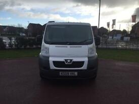 PEUGEOT BOXER 2009 P/X WELCOME