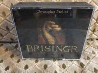 Brisingr 10 CD audiobook