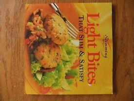 Slimming World 'Light Bites' Recipe Book