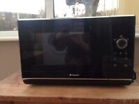 Hotpoint combi grill microwave