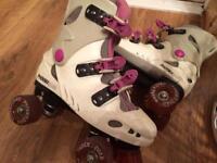 Phonenix roller skates