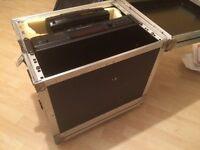Rack mount box with Minidisc players (will split)