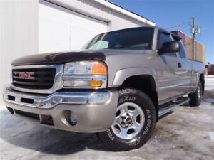 2003 GMC Sierra 1500 SLE, 4X4, impecable!