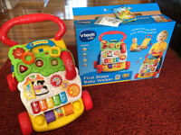 Vtech first steps baby walker -Excellent condition