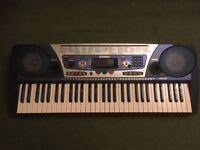 Yamaha PSR-262 keyboard