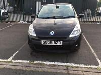 RENAULT CLIO 09 PLATE LOW MILAGE
