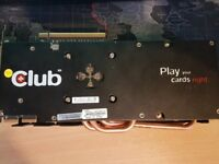 AMD R9 280 graphics card 3gb