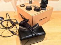Oculus Rift DK2 VR + games