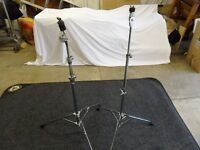 Pair of cymbals stands - great condition - Pearl/Tama