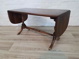 Drop Leaf Coffee Table (DELIVERY AVAILABLE FOR THIS ITEM OF FURNITURE)