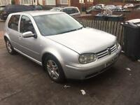Vw golf mk4 1.9 Tdi pd130 breaking for parts