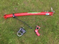TRAIL GATOR bicycle tow bar
