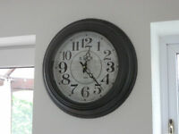 Vintage Style Kitchen Clock