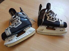 Bauer Supreme 990 Hockey ICE Skates size 11.5