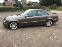 REDUCED PRICE!!!!Mercedes Benz E Class - FULL SERVICE HISTORY **MINT CONDITION - £4,600 ono!