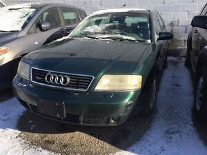 2001 Audi A6 Avant | AWD | leather interior