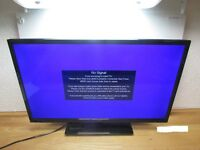 Seiki 32 Inch HD LED TV with Built in Freeview + USB Port + 3 HDMI Ports