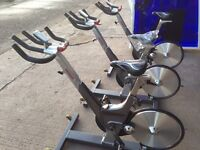 Keiser M3 indoor cycle / exercise bike / spin bike