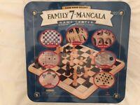Family 7+Mancala