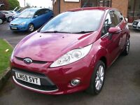 "FORD FIESTA ZETEC 96. 1388cc. PETROL. SERVICE HISTORY. 15"" ALLOY WHEELS. AIR CONDITIONING."